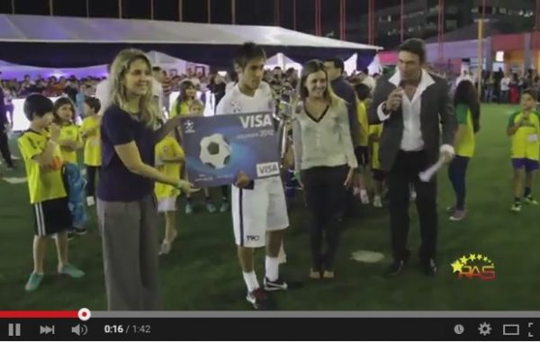 NEYMAR – ARENA SOCCER GRASS NEYMAR JUNIOR – CORPORATIVO