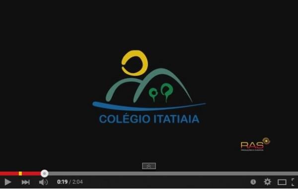COLEGIO ITATIAIA ENCERRAMENTO 2014