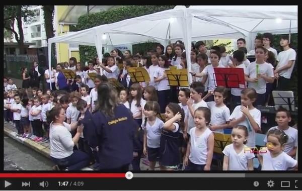 MUSICAL COLEGIO ITATIAIA 2014