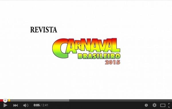 REVISTA CARNAVAL BRASILEIRO 2015